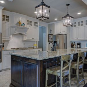 FULL-SLAB COUNTERTOPS