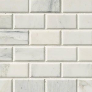 ARABESCATO CARRARA SUBWAY BEVELED
